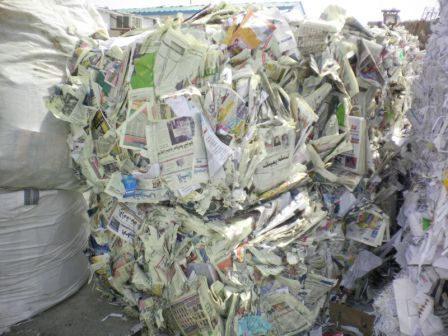 Waste papers, ONP, OINP